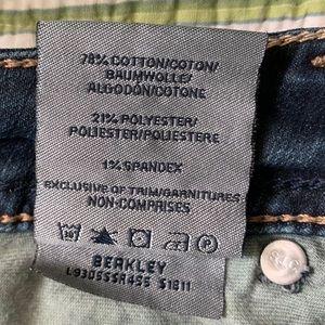 Silver Jeans Jeans - Silver Berkley dark wash long straight jeans